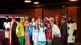 Cast of 'Alice in Wonderland' - Fall 2015The SMCS Nesbians host a fall and spring production each year.  SMCS offers drama, theater and film studies.