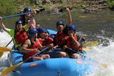 Pacific Lutheran Jr./Sr. High School's year-end teambuilding trip on the rapids!