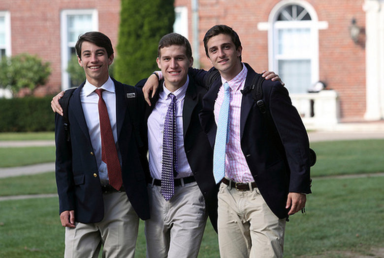 Schools With Uniforms In Rhode Island