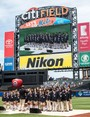 The Chapel School Photo - The Chapel School Select Choir has been invited back to sing the National Anthem at a NY Mets game for the past 10 straight years!