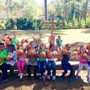 Heritage Christian Academy Photo #3 - Kindergarten visits the Pumpkin Patch. Heritage Christian Academy offers a full-day kindergarten program, which includes several field trips and special days such as Grandparent's Day, 100th Day, Dr. Seuss week and more.