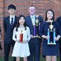 Saint James School Photo #3 - Saint James students compete in local, state, regional, and national academics, arts, and athletics. Read the Trojan Tally section of Columns magazine for an annual recap of the awards and accolades earned by students and teams each year.