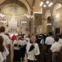 St Mary Catholic School Photo #7 - Students participate in weekly Mass at St. Mary Catholic School in many ways. From planning the Mass as a class, to lectors, gift bearers, and altar servers, there are many opportunities available.