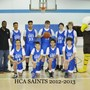 Huntsville Christian Academy Photo - HCA Basketball Team
