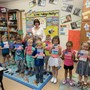 Gethsemane Christian Academy Photo - Kindergarten students made cards for Veterans!