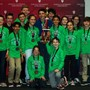 St. Patrick Elementary School Photo #5 - Our 2017 Middle School Science Olympiad Team placed 1st in their division (Small School Division) in the Regional Competition in 2017 and moved on to compete in the State Science Olympiad at Indiana University!