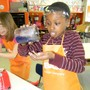Community Christian School Photo #3 - Making Slime in 3rd Grade science!