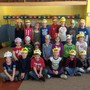 Woodburn Lutheran School Photo - 100th Day of School at WLS 1st Grade