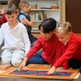 Butler Montessori Photo #5 - Lower Elementary students are typically 6-9 years of age and are beginning to develop their group and social skills.