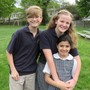 St. John's Episcopal School Photo #2 - The best part of being a Little Buddy is getting to be with your Big Buddy!