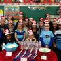Saint Peter's School Photo #5 - 2nd grade students celebrating Dr. Seuss' birthday and Read Across America Day