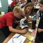Christian Fellowship School Photo #8 - Our 5th graders enjoy their lab classes for science.