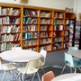 St. James The Greater School Photo - St. James has a spacious dedicated Library for reading, research, & study.