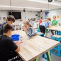 St. Paul's Episcopal Day School Photo #3 - With a focus on STEAM curriculum, St. Paul's has newly renovated spaces to encourage innovation, creativity, and critical thinking skills.