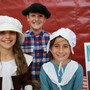 Sage Ridge School Photo #2 - Our grade 5 curriculum features history curriculum on the colonists, complete with a Colonial Faire.