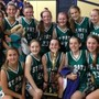 St Patrick School Photo - Eighth Grade Girls Basketball Champs! Both our girls and boys teams have been successful this year in their leagues.