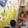 A Child's Place Day School Photo - Toddlers creativity and artistic expression is encouraged to practice fine motor skills and socialization skills.