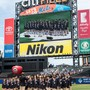 The Chapel School Photo - The Chapel School Select Choir has been invited back to sing the National Anthem at a NY Mets game for the past 15 straight years!