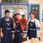 Frostig School Photo #3 - High school students learn job skills and independent living skills in our student-run cafe.