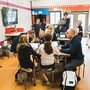 Hillbrook School Photo #7 - Hillbrook's Makerspace is a reflection of the school's commitment to staying at the leading edge of best practices in education and giving students a place to tinker, think creative and critically, collaborate, and prototype their ideas and projects.