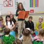 Harrells Christian Academy Photo #4 - 2nd graders are reading their animal research reports to our Kindergarten students.