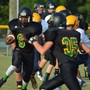 Harrells Christian Academy Photo #8 - Football, one of our many sports, in action.