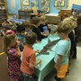 The Children's Schoolhouse Montessori Preschool Of Wilmington Photo #9 - Marine Science at The Children's Schoolhouse Montessori! Children learn about marine animals and our wonderful coastal environment. We have many future marine scientists enrolled in our school!