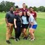 United Faith Christian Academy Photo - 2018-19 Student Government Officers and Advisers serving with our local partner, Christian Adoption Services, at their annual golf outing.