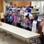 St Mary Of The Assumption School Photo - We teach our students about the importance of doing service for others. With one of our service projects, we provide meals for the less fortunate in the Van Wert community several times a year.