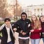Canyonville Academy Photo #4 - Students tour Washington DC