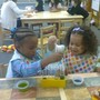 The Campus School Of Carlow University Photo - Preschool science!