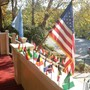 Montessori Children's House Photo #2 - Each fall we conduct our largest school wide celebration honoring United Nation's Day.