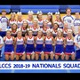 Lake Country Christian School Photo #2 - 2018-2019 Co -Ed National Champion Cheer Squad