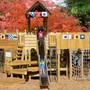 North Branch School Photo - All students get outdoor play time every day
