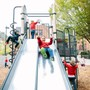 Epiphany School Photo #8 - Students have lots of time to learn, play, and run around the five distinct play areas on our beautiful campus.