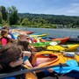 French Immersion School Of Washington Photo #6 - This year again, Kayak was part of the 4th grade curriculum.