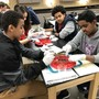 Northshore Christian Academy Photo #2 - 8th Grade Life Sciences in High School rated Science Lab.