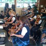 St Mary Magdalen Elementary School Photo - SMM Strings Orchestra Rehearsing