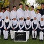 Me'raj Academy Photo #5 - Our 7th & 8th Grade class. Mashallah.