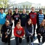 Mt. Calvary Lutheran School Photo #2 - 8th grade annual trip to Washington DC. Students enjoy this and work hard to attend. The trip includes Williamsburg, VA and Jamestown.