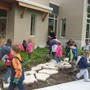 St. Johns Lutheran School Photo #5 - Church grounds clean up day