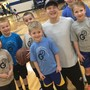 Star Of Bethlehem Lutheran School Photo #6 - Star of Bethlehem hosts a youth basketball camp for children in the area.