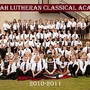 Messiah Lutheran Classical Academy Photo - MLCA students 2010-2011