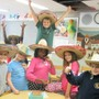 Easton Country Day School Photo #4 - Mexican hats for Social Studies