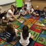 North Valley Christian Academy Photo #7 - Class learning and collaborating.