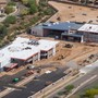 North Valley Christian Academy Photo #8 - Aerial of our new 72,000 sq. ft. 21st century campus - May 2017.