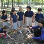 Covenant Academy Photo #4 - Mrs. Walker's Second Grade - outside classroom