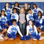 Jefferson Christian Academy Photo #1 - 2014-2015 Eagles Cheerleaders