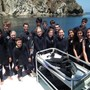 St. Monica Academy Photo #6 - One of the highlights of our science curriculum is an annual field trip to Catalina Island, where biology students observe marine life while snorkeling with an expert guide.
