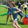 St. Monica Academy Photo #7 - Our students have plenty of fun, outdoors and in.